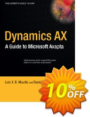 Dynamics AX (Weiner) discount coupon Dynamics AX (Weiner) Deal - Dynamics AX (Weiner) Exclusive Easter Sale offer for iVoicesoft