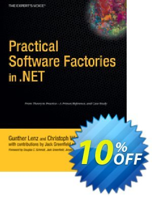 Practical Software Factories in .NET (Lenz) discount coupon Practical Software Factories in .NET (Lenz) Deal - Practical Software Factories in .NET (Lenz) Exclusive Easter Sale offer for iVoicesoft