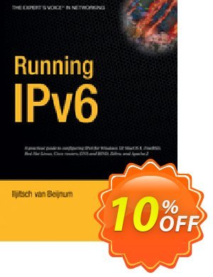Running IPv6 (van Beijnum) discount coupon Running IPv6 (van Beijnum) Deal - Running IPv6 (van Beijnum) Exclusive Easter Sale offer for iVoicesoft