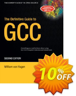 The Definitive Guide to GCC (von Hagen) discount coupon The Definitive Guide to GCC (von Hagen) Deal - The Definitive Guide to GCC (von Hagen) Exclusive Easter Sale offer for iVoicesoft