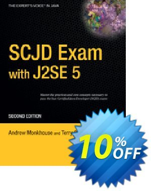 SCJD Exam with J2SE 5 (Monkhouse) discount coupon SCJD Exam with J2SE 5 (Monkhouse) Deal - SCJD Exam with J2SE 5 (Monkhouse) Exclusive Easter Sale offer for iVoicesoft