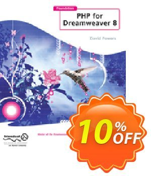 Foundation PHP for Dreamweaver 8 (Powers) discount coupon Foundation PHP for Dreamweaver 8 (Powers) Deal - Foundation PHP for Dreamweaver 8 (Powers) Exclusive Easter Sale offer for iVoicesoft