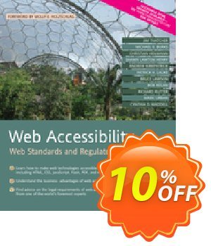 Web Accessibility (Rutter) discount coupon Web Accessibility (Rutter) Deal - Web Accessibility (Rutter) Exclusive Easter Sale offer for iVoicesoft