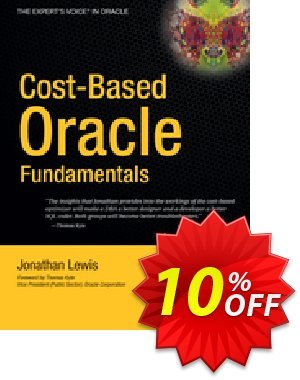 Cost-Based Oracle Fundamentals (Lewis) 優惠券,折扣碼 Cost-Based Oracle Fundamentals (Lewis) Deal,促銷代碼: Cost-Based Oracle Fundamentals (Lewis) Exclusive Easter Sale offer for iVoicesoft