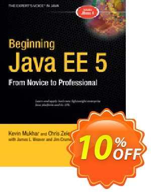 Beginning Java EE 5 (Mukhar) discount coupon Beginning Java EE 5 (Mukhar) Deal - Beginning Java EE 5 (Mukhar) Exclusive Easter Sale offer for iVoicesoft
