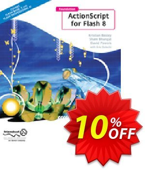 Foundation ActionScript for Flash 8 (Besley) discount coupon Foundation ActionScript for Flash 8 (Besley) Deal - Foundation ActionScript for Flash 8 (Besley) Exclusive Easter Sale offer for iVoicesoft