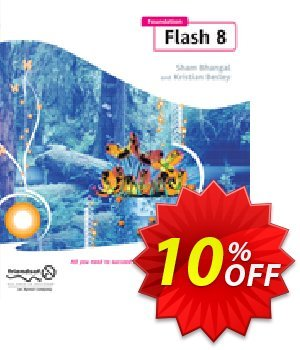 Foundation Flash 8 (Bhangal) discount coupon Foundation Flash 8 (Bhangal) Deal - Foundation Flash 8 (Bhangal) Exclusive Easter Sale offer for iVoicesoft