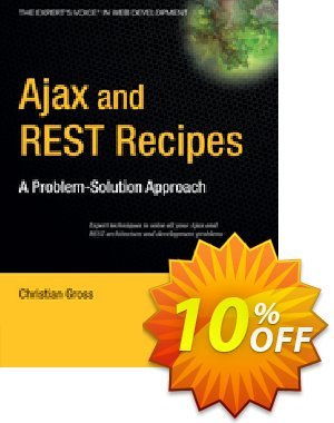 Ajax and REST Recipes (Gross) discount coupon Ajax and REST Recipes (Gross) Deal - Ajax and REST Recipes (Gross) Exclusive Easter Sale offer for iVoicesoft
