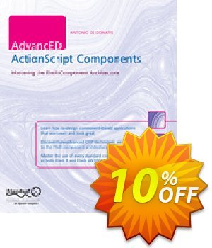 AdvancED ActionScript Components (De Donatis) discount coupon AdvancED ActionScript Components (De Donatis) Deal - AdvancED ActionScript Components (De Donatis) Exclusive Easter Sale offer for iVoicesoft