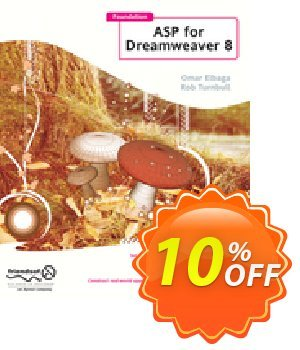 Foundation ASP for Dreamweaver 8 (Turnbull) discount coupon Foundation ASP for Dreamweaver 8 (Turnbull) Deal - Foundation ASP for Dreamweaver 8 (Turnbull) Exclusive Easter Sale offer for iVoicesoft