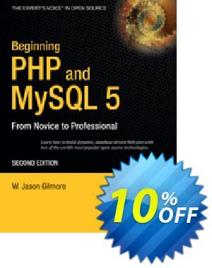 Beginning PHP and MySQL 5 (Gilmore) discount coupon Beginning PHP and MySQL 5 (Gilmore) Deal - Beginning PHP and MySQL 5 (Gilmore) Exclusive Easter Sale offer for iVoicesoft
