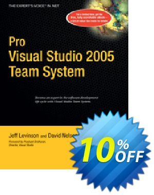 Pro Visual Studio 2005 Team System (Levinson) discount coupon Pro Visual Studio 2005 Team System (Levinson) Deal - Pro Visual Studio 2005 Team System (Levinson) Exclusive Easter Sale offer for iVoicesoft