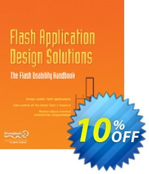Flash Application Design Solutions (Cheung) discount coupon Flash Application Design Solutions (Cheung) Deal - Flash Application Design Solutions (Cheung) Exclusive Easter Sale offer for iVoicesoft