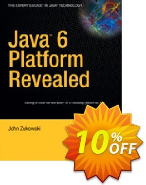 Java 6 Platform Revealed (Zukowski) discount coupon Java 6 Platform Revealed (Zukowski) Deal - Java 6 Platform Revealed (Zukowski) Exclusive Easter Sale offer for iVoicesoft