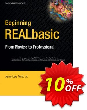 Beginning REALbasic (Ford) discount coupon Beginning REALbasic (Ford) Deal - Beginning REALbasic (Ford) Exclusive Easter Sale offer for iVoicesoft