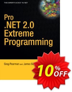Pro .NET 2.0 Extreme Programming (Pearman) discount coupon Pro .NET 2.0 Extreme Programming (Pearman) Deal - Pro .NET 2.0 Extreme Programming (Pearman) Exclusive Easter Sale offer for iVoicesoft