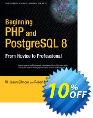 Beginning PHP and PostgreSQL 8 (Gilmore) discount coupon Beginning PHP and PostgreSQL 8 (Gilmore) Deal - Beginning PHP and PostgreSQL 8 (Gilmore) Exclusive Easter Sale offer for iVoicesoft