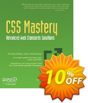 CSS Mastery (Moll) discount coupon CSS Mastery (Moll) Deal - CSS Mastery (Moll) Exclusive Easter Sale offer for iVoicesoft