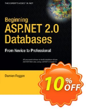 Beginning ASP.NET 2.0 Databases (Foggon) 프로모션 코드 Beginning ASP.NET 2.0 Databases (Foggon) Deal 프로모션: Beginning ASP.NET 2.0 Databases (Foggon) Exclusive Easter Sale offer for iVoicesoft