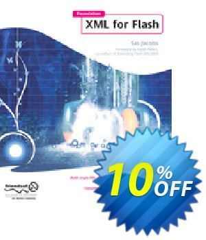 Foundation XML for Flash (Jacobs) discount coupon Foundation XML for Flash (Jacobs) Deal - Foundation XML for Flash (Jacobs) Exclusive Easter Sale offer for iVoicesoft