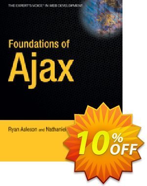 Foundations of Ajax (Schutta) discount coupon Foundations of Ajax (Schutta) Deal - Foundations of Ajax (Schutta) Exclusive Easter Sale offer for iVoicesoft