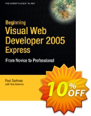 Beginning Visual Web Developer 2005 Express (Delorme) discount coupon Beginning Visual Web Developer 2005 Express (Delorme) Deal - Beginning Visual Web Developer 2005 Express (Delorme) Exclusive Easter Sale offer for iVoicesoft