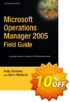 Microsoft Operations Manager 2005 Field Guide (Dominey) discount coupon Microsoft Operations Manager 2005 Field Guide (Dominey) Deal - Microsoft Operations Manager 2005 Field Guide (Dominey) Exclusive Easter Sale offer for iVoicesoft