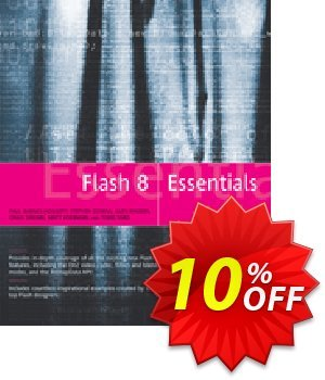 Flash 8 Essentials (YardFace) discount coupon Flash 8 Essentials (YardFace) Deal - Flash 8 Essentials (YardFace) Exclusive Easter Sale offer for iVoicesoft
