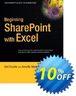Beginning SharePoint with Excel (Courter) discount coupon Beginning SharePoint with Excel (Courter) Deal - Beginning SharePoint with Excel (Courter) Exclusive Easter Sale offer for iVoicesoft