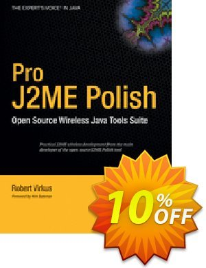 Pro J2ME Polish (Virkus) Coupon discount Pro J2ME Polish (Virkus) Deal. Promotion: Pro J2ME Polish (Virkus) Exclusive Easter Sale offer for iVoicesoft