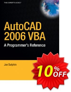 AutoCAD 2006 VBA (Sutphin) discount coupon AutoCAD 2006 VBA (Sutphin) Deal - AutoCAD 2006 VBA (Sutphin) Exclusive Easter Sale offer for iVoicesoft