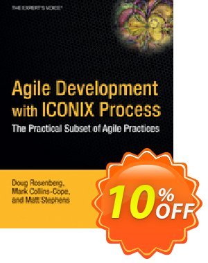 Agile Development with ICONIX Process (Rosenberg) discount coupon Agile Development with ICONIX Process (Rosenberg) Deal - Agile Development with ICONIX Process (Rosenberg) Exclusive Easter Sale offer for iVoicesoft