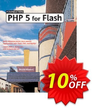 Foundation PHP 5 for Flash (Powers) discount coupon Foundation PHP 5 for Flash (Powers) Deal - Foundation PHP 5 for Flash (Powers) Exclusive Easter Sale offer for iVoicesoft