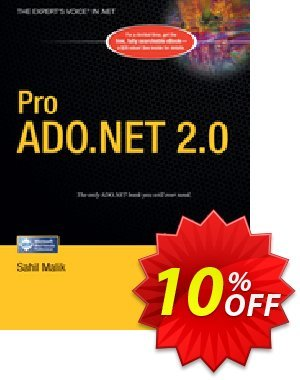Pro ADO.NET 2.0 (Malik) discount coupon Pro ADO.NET 2.0 (Malik) Deal - Pro ADO.NET 2.0 (Malik) Exclusive Easter Sale offer for iVoicesoft