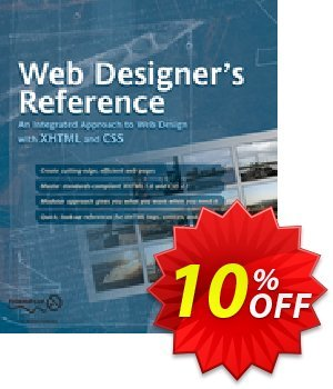 Web Designer's Reference (Grannell) discount coupon Web Designer's Reference (Grannell) Deal - Web Designer's Reference (Grannell) Exclusive Easter Sale offer for iVoicesoft