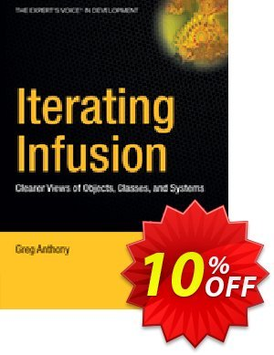 Iterating Infusion (Anthony) 프로모션 코드 Iterating Infusion (Anthony) Deal 프로모션: Iterating Infusion (Anthony) Exclusive Easter Sale offer for iVoicesoft