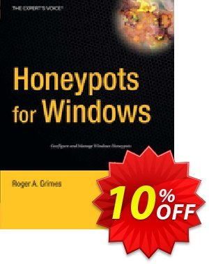 Honeypots for Windows (Grimes) discount coupon Honeypots for Windows (Grimes) Deal - Honeypots for Windows (Grimes) Exclusive Easter Sale offer for iVoicesoft