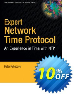 Expert Network Time Protocol (Rybaczyk) discount coupon Expert Network Time Protocol (Rybaczyk) Deal - Expert Network Time Protocol (Rybaczyk) Exclusive Easter Sale offer for iVoicesoft