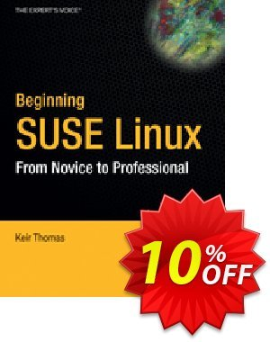 Beginning SUSE Linux (Thomas) discount coupon Beginning SUSE Linux (Thomas) Deal - Beginning SUSE Linux (Thomas) Exclusive Easter Sale offer for iVoicesoft