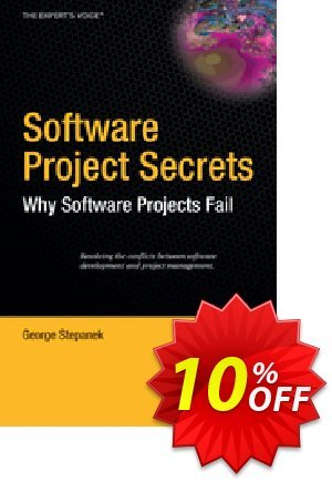 Software Project Secrets (Stepanek) 프로모션 코드 Software Project Secrets (Stepanek) Deal 프로모션: Software Project Secrets (Stepanek) Exclusive Easter Sale offer for iVoicesoft