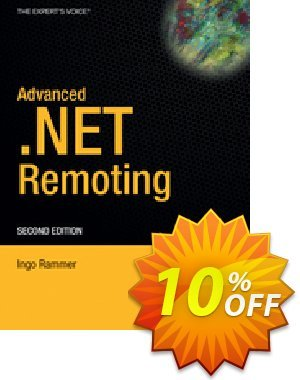 Advanced .NET Remoting (Szpuszta) discount coupon Advanced .NET Remoting (Szpuszta) Deal - Advanced .NET Remoting (Szpuszta) Exclusive Easter Sale offer for iVoicesoft