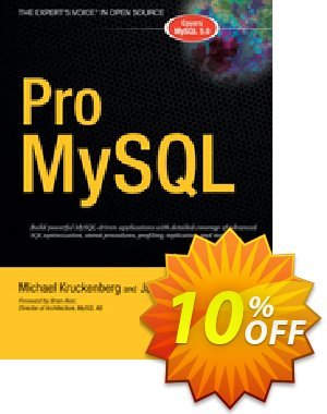 Pro MySQL (Pipes) discount coupon Pro MySQL (Pipes) Deal - Pro MySQL (Pipes) Exclusive Easter Sale offer for iVoicesoft