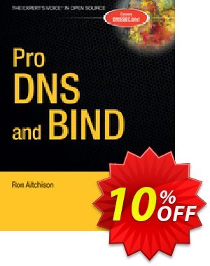 Pro DNS and BIND (Aitchison) 프로모션 코드 Pro DNS and BIND (Aitchison) Deal 프로모션: Pro DNS and BIND (Aitchison) Exclusive Easter Sale offer for iVoicesoft
