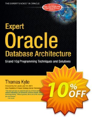 Expert Oracle Database Architecture (Kyte) discount coupon Expert Oracle Database Architecture (Kyte) Deal - Expert Oracle Database Architecture (Kyte) Exclusive Easter Sale offer for iVoicesoft