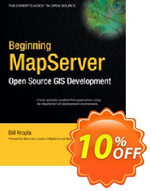 Beginning MapServer (Kropla) discount coupon Beginning MapServer (Kropla) Deal - Beginning MapServer (Kropla) Exclusive Easter Sale offer for iVoicesoft