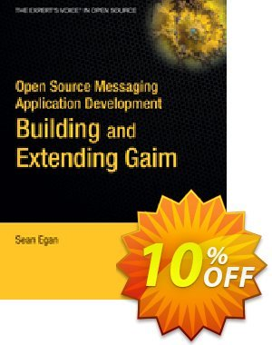 Open Source Messaging Application Development (Egan) discount coupon Open Source Messaging Application Development (Egan) Deal - Open Source Messaging Application Development (Egan) Exclusive Easter Sale offer for iVoicesoft