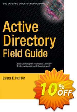 Active Directory Field Guide (Hunter) discount coupon Active Directory Field Guide (Hunter) Deal - Active Directory Field Guide (Hunter) Exclusive Easter Sale offer for iVoicesoft