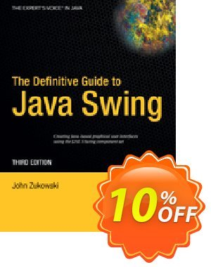 The Definitive Guide to Java Swing (Zukowski) 프로모션 코드 The Definitive Guide to Java Swing (Zukowski) Deal 프로모션: The Definitive Guide to Java Swing (Zukowski) Exclusive Easter Sale offer for iVoicesoft