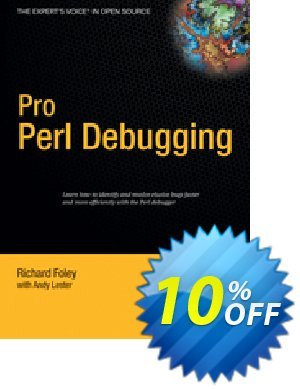 Pro Perl Debugging (Lester) discount coupon Pro Perl Debugging (Lester) Deal - Pro Perl Debugging (Lester) Exclusive Easter Sale offer for iVoicesoft