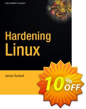 Hardening Linux (Turnbull) 프로모션 코드 Hardening Linux (Turnbull) Deal 프로모션: Hardening Linux (Turnbull) Exclusive Easter Sale offer for iVoicesoft